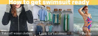 How to get swimsuit ready (2)