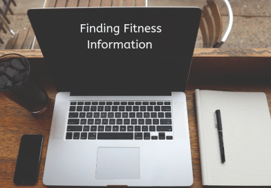 Finding Fitness Information