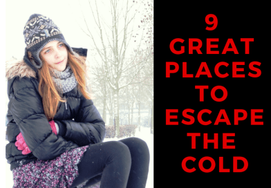 9 Great Places to Escape the Cold in Calgary