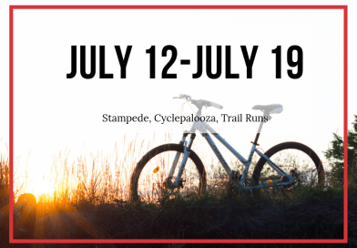 Calgary Active Events July 12-July 19