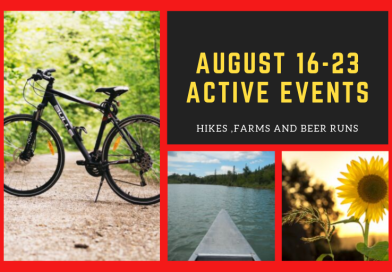 Active Events in Calgary August 16-23