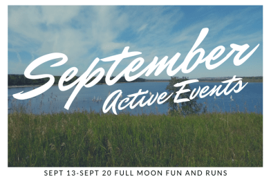 Calgary Active Events Sept 13-20