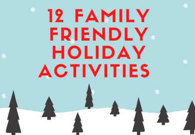 Covid Family Winter Holiday Activities