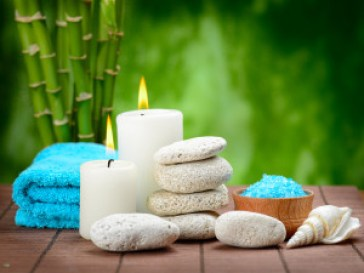 spa-zen-salt-stones-candles