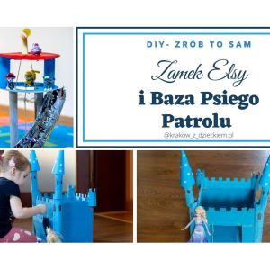 Zamek Elsy Baza Psiego Patrolu
