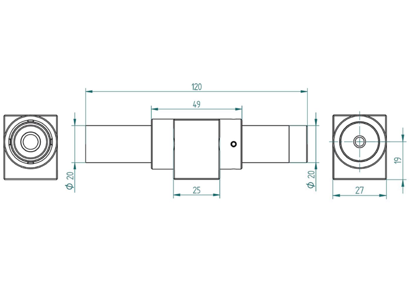 Laser Based Belt Drive Alignment Tool
