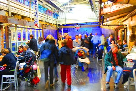 NY- Pumpkin Show at Chelsea Market- Kico Kids