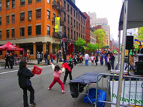 NY- Tribeca Family Film Festival
