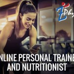 online personal trainer and nutritionist