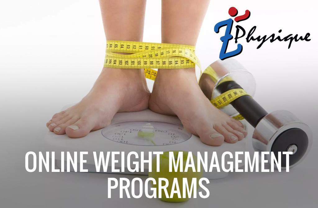 online weight management programs