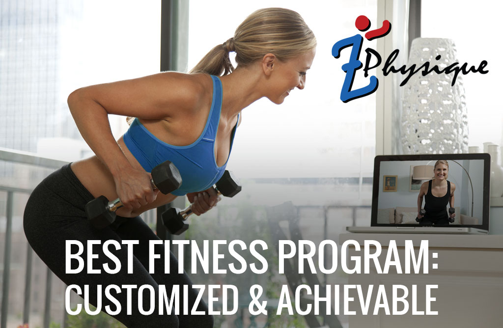 Best Fitness Program: Customized & Achievable