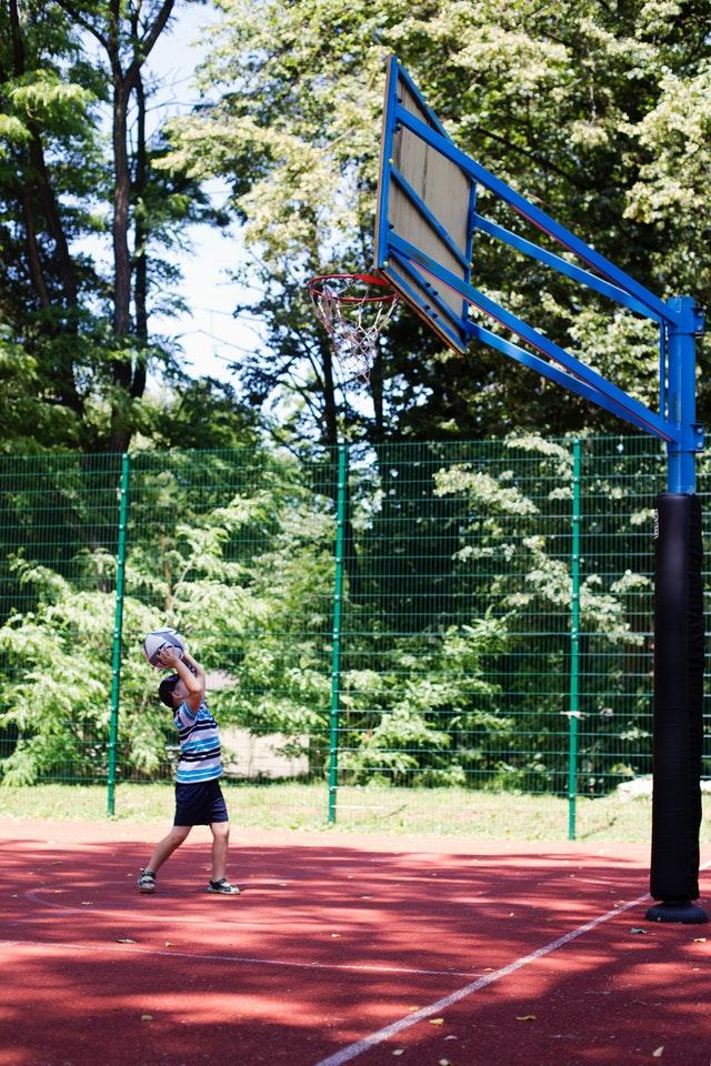 Kids basketball
