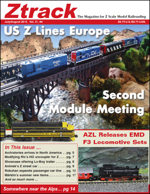 ztrack magazine  2015