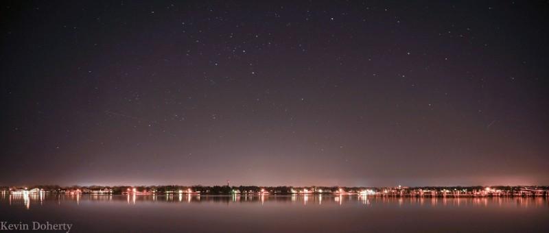 Pine Beach – Toms River Night Photo