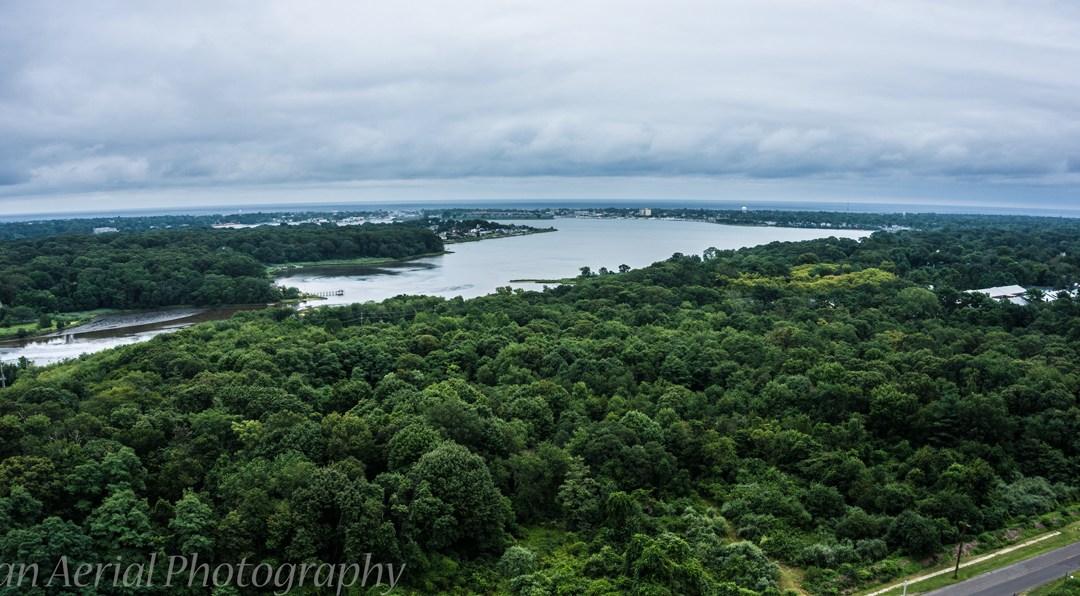 Shark River – Belmar Aerial – Wall Township