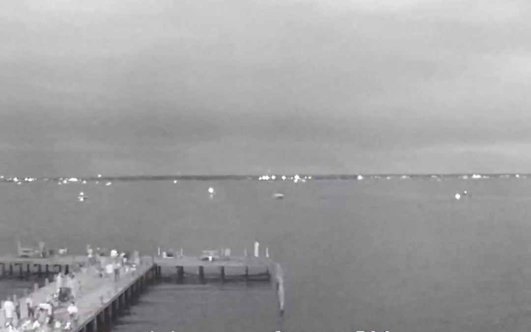 4th of July – Time Lapse on the Barnegat Bay