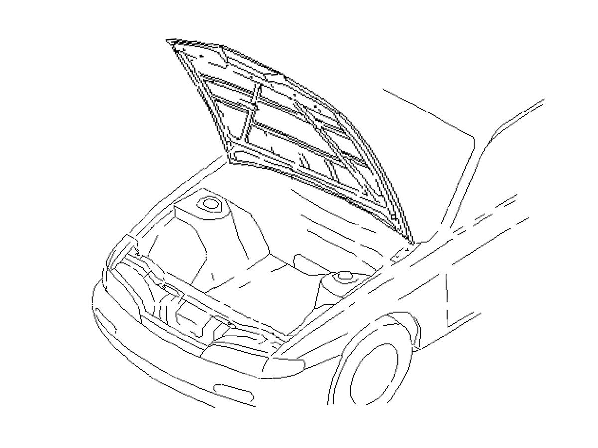 Oem S14 Zenki Hood Z1 Motorsports