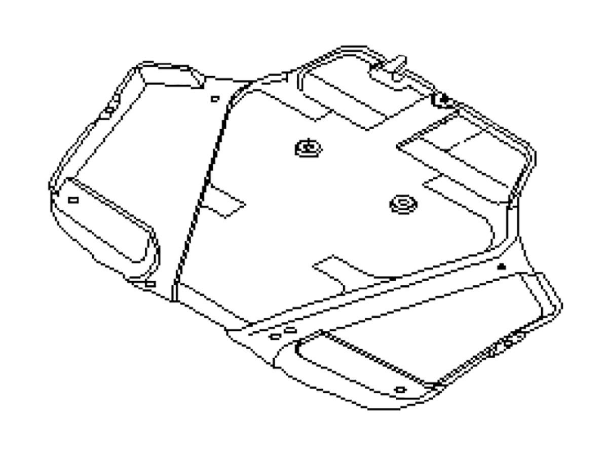 Infiniti Fx35 Engine Compartment Diagram