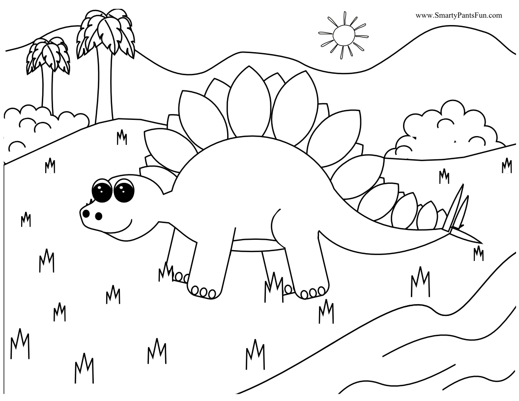 Dinosaur Coloring Pages Z31 Coloring Page