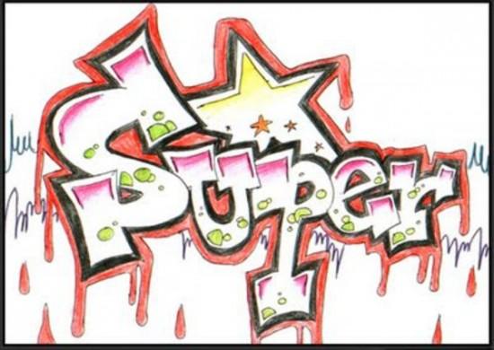 Graffiti Drawings 2019 Z31 Coloring Page