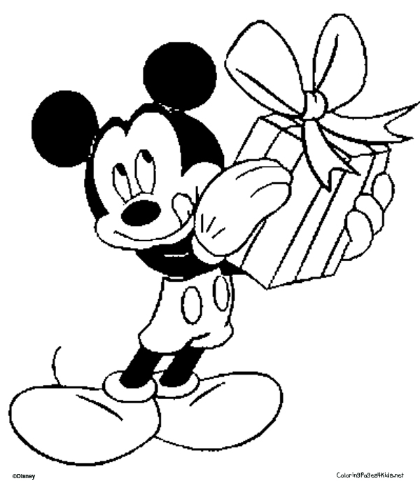mickey mouse coloring pages 2016 z31 coloring page