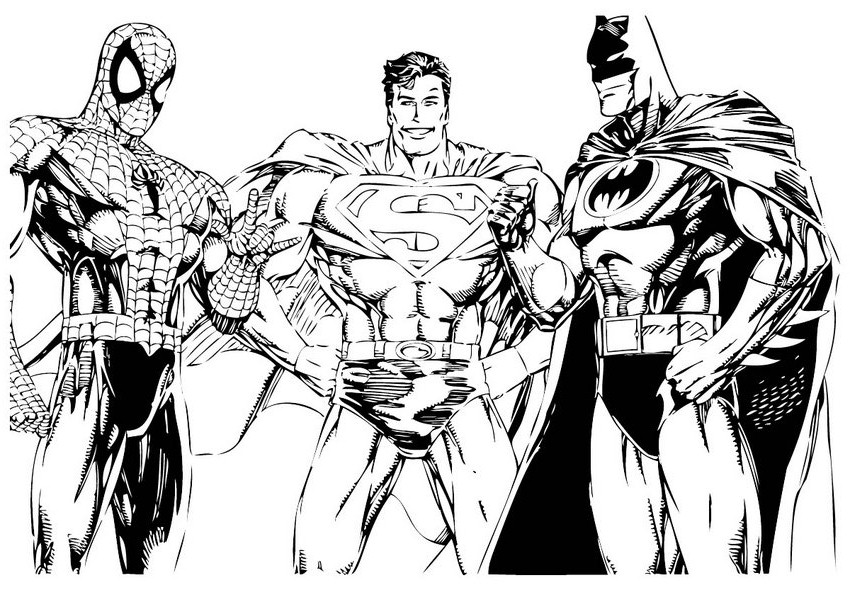 Superman Coloring Pages 2018 Z31 Coloring Page