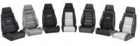 Corbeau GTS II - Reclining Seats (Pair)
