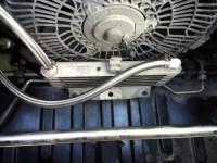 Z32エンジンオイルクーラー交換後