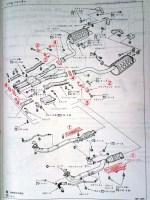 フェアレディZ32 マフラー部分整備要領書 2/2シーター