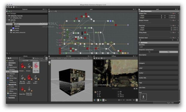 Substance Designer 2017.1.2.403 crack