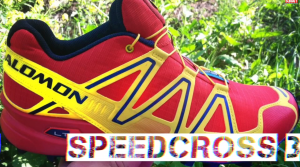 ZAC GRIFFITH SALOMON SPEEDCROSS 3