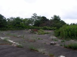 Site of former aerial tramway