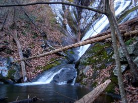 Middle Crabtree Falls
