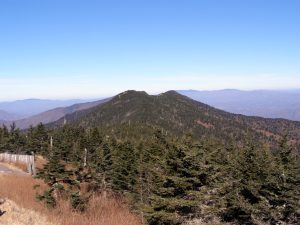 Mt. Craig and northern Black Mountains