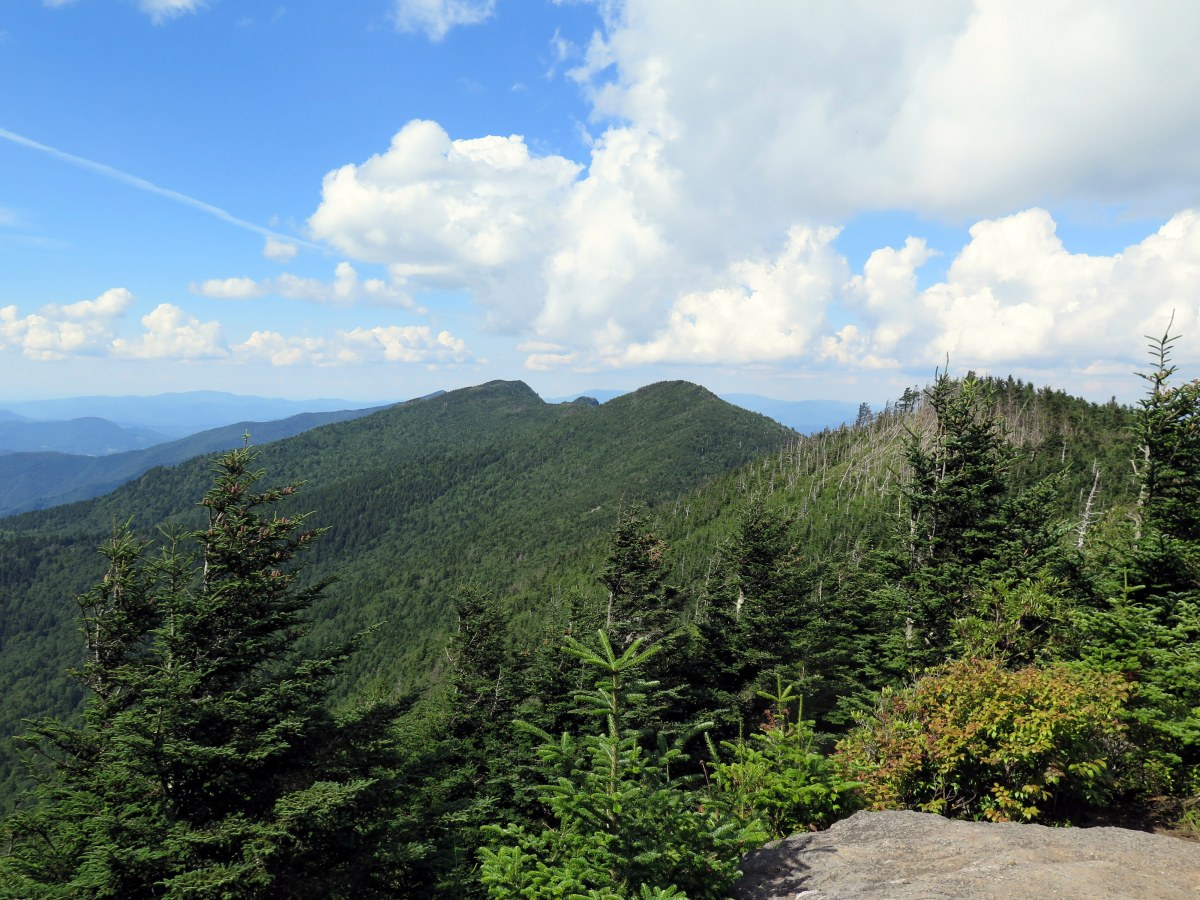 Black Mountain Crest Trail - Pisgah National Forest, NC