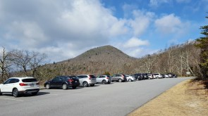 Mount Pisgah Parking Area
