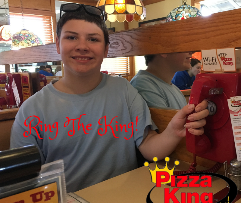 Zachary Tinkle Combines Two of His First Loves For His Last Race of the Season: Winchester Speedway and Pizza King pizza