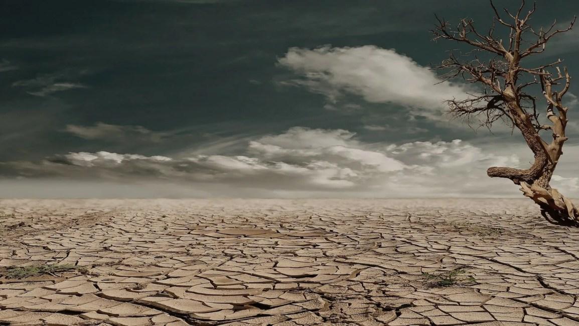 Are you spiritually dry?