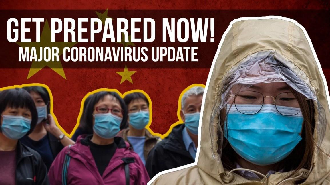 Major Coronavirus Update. Get Prepared NOW! - Zach Drew Show