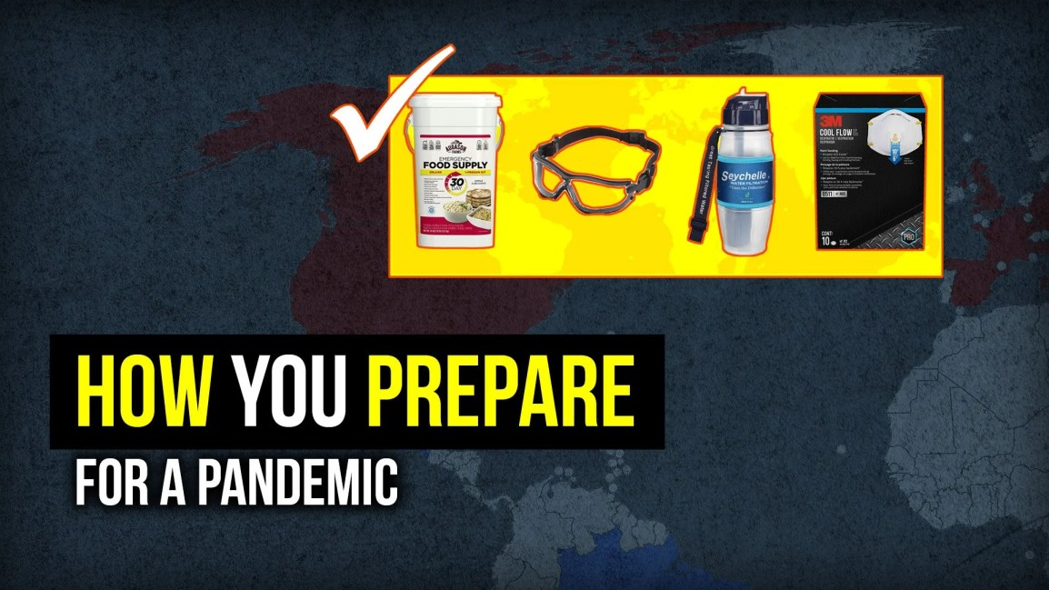 How YOU prepare for the COVID-19 Pandemic - Zach Drew Show