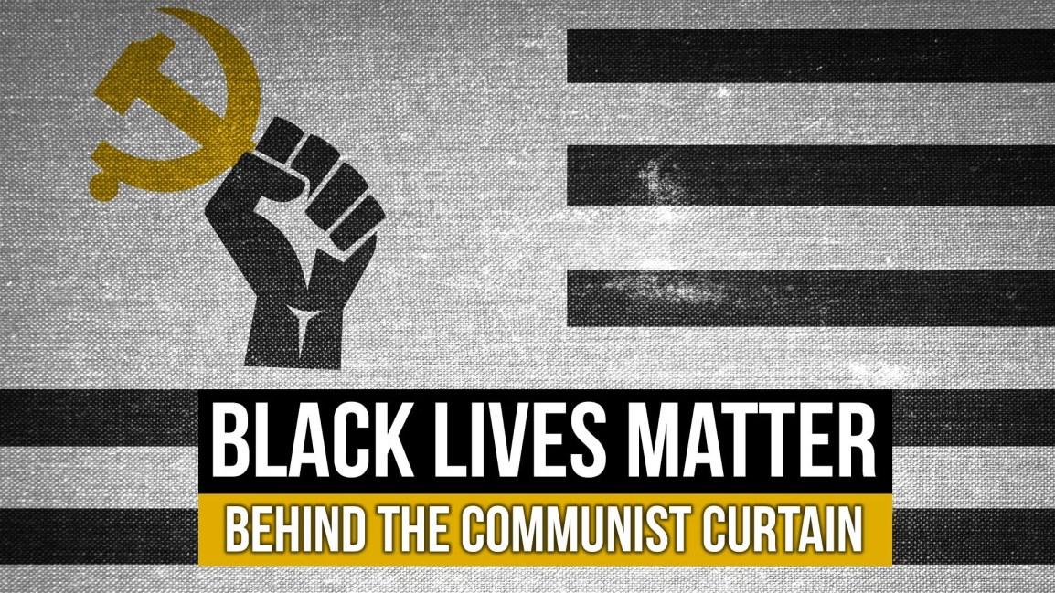 Black Lives Matter: Behind the Communist Curtain - Zach Drew Show