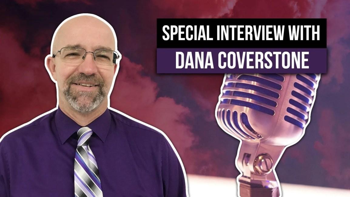 SPECIAL INTERVIEW with Dana Coverstone - Zach Drew Show