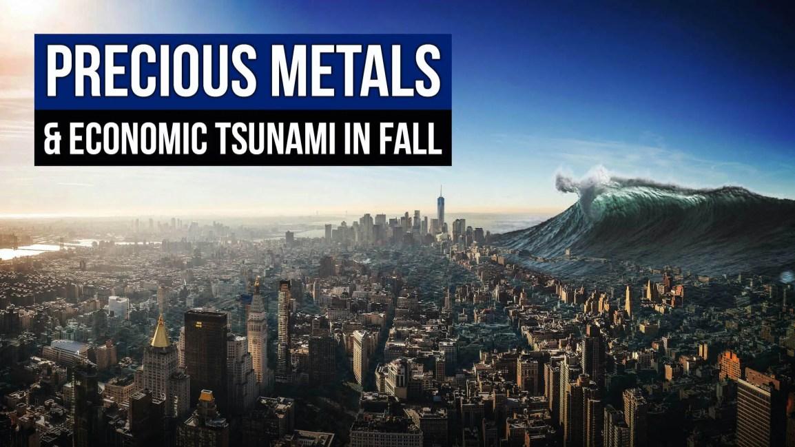 Precious Metals & the Economic Tsunami in Fall - Zach Drew Show