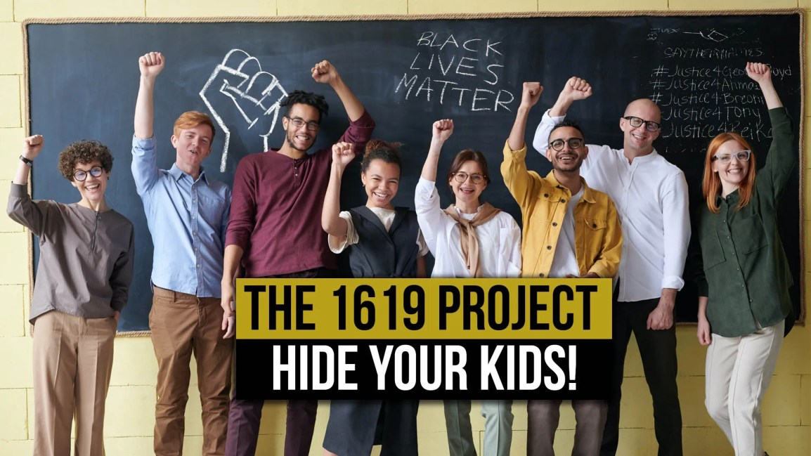 The 1619 Project: Hide Your Kids! - Zach Drew Show