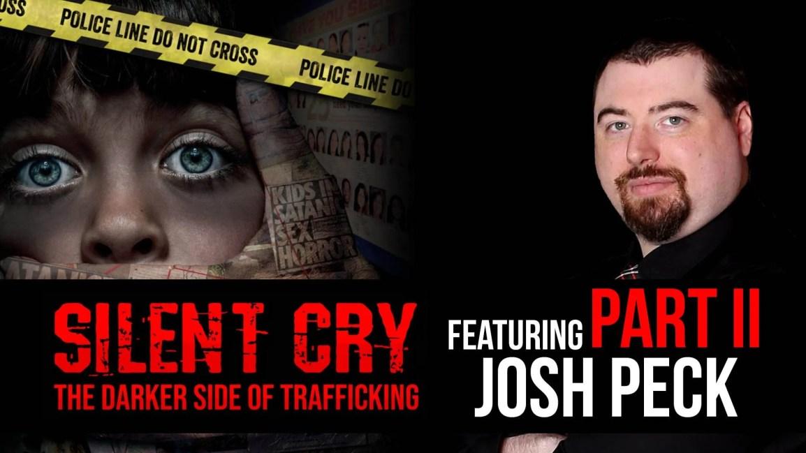 Silent Cry: The Darker Side of Trafficking (feat. Josh Peck) Part 2 - Zach Drew Show