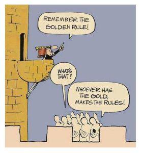 Kindness golden rule
