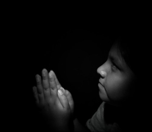 Jabez prays with the boldness and faith of a child