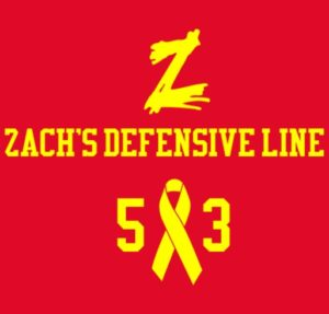 Zach's Defensive Line