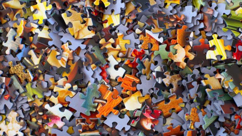 Finding leadership in puzzles