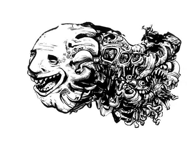 brain bus print